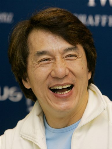 ... royalty images he had Jackie Chan royalty images on the show.