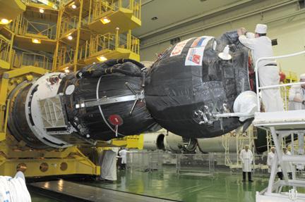 Russia revises Soyuz launch schedule after processng ...