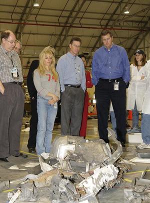 Vehicle Retirement Program >> CBS Space News: STS-107