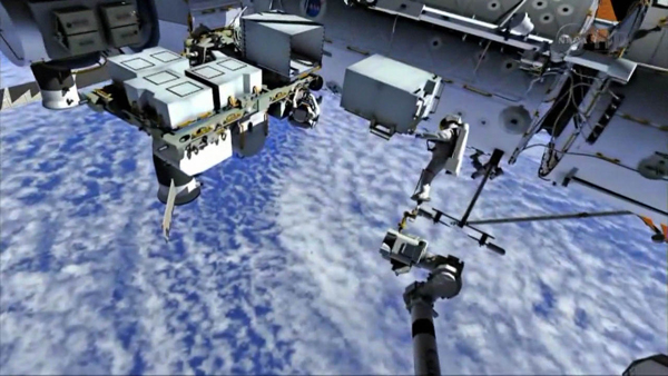 Discovery astronauts set for first spacewalk (preview ...
