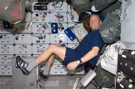Astronaut Tim Kopra, member of next shuttle crew, injured ...
