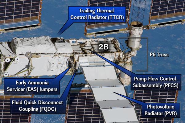 Coolant Leak Prompts Nov 1 Station Spacewalk Space News