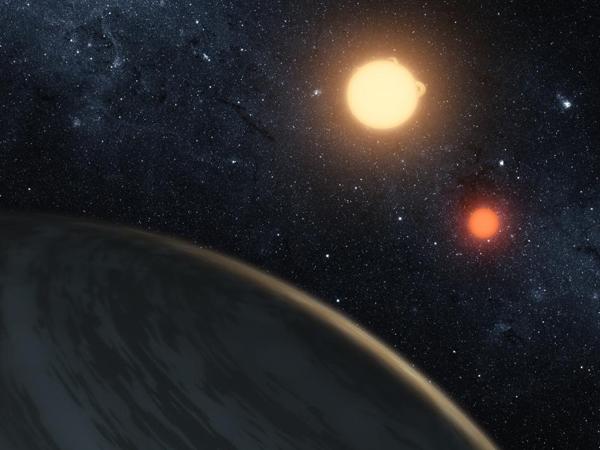 Kepler spacecraft discovers planet orbiting binary star ...