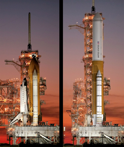 space shuttle launch system - photo #22